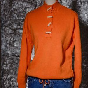 Ralph Lauren vintage Orange Sweater